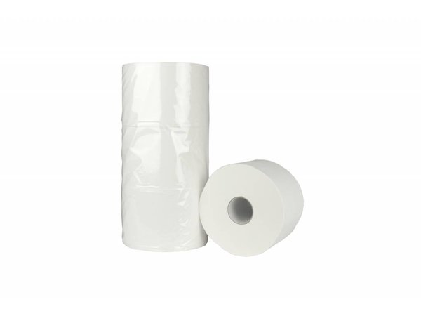 XXLselect Toilet Paper Compact | Cellulose | 2 ply, 100 meters on Roll | (also Pallets) Price per 36 Roles