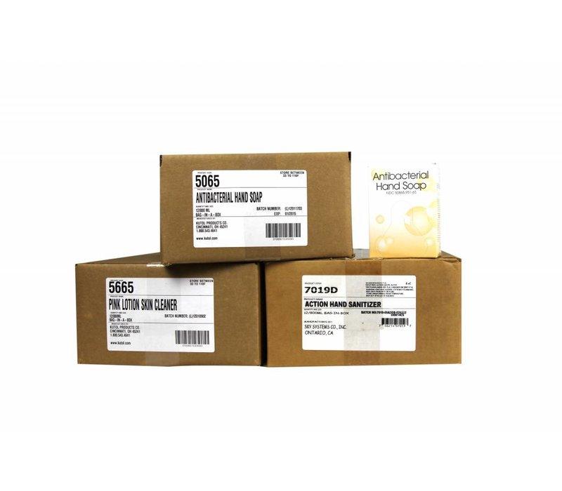 XXLselect Bag-in-box   Pink Lotion Handzeep   Prijs per 12 x 800 ml in doos
