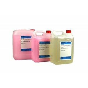 XXLselect Navulzeep 10 liter | Lotion Zeep Wit | 4 x 5 liter | (ook Pallets) Prijs per 20 liter