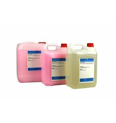 XXLselect Navulzeep 5 liter Antibacterieel | 2 x 5 liter | (ook Pallets) Prijs per 10 liter