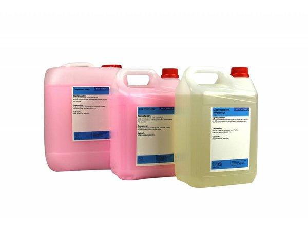 XXLselect Navulzeep 5 liters Antibacterial   4 x 5 liter   (Including pallets) Price per 20 liters