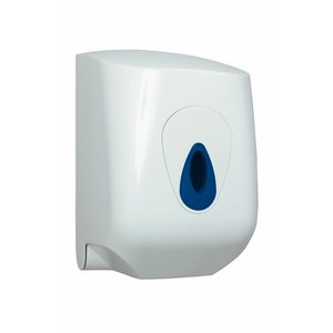 XXLselect Towel dispenser Midi | white Plastic