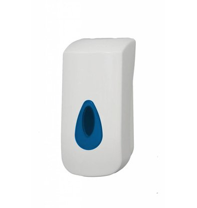 XXLselect Soap Dispenser Refill | White Plastic | 900 ml