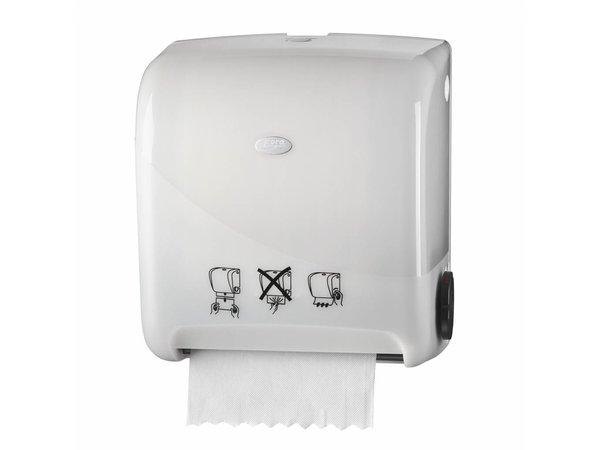 XXLselect Automatische Handtuch Matic | weiß Kunststoff