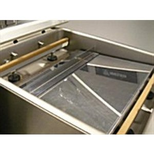 Henkelman Slanting Inlay Plate | Polar 52 | Henkelman | Dim. 500x520x room (H) 200mm