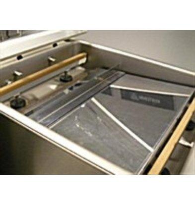 Henkelman Schräg Inlay Platte   Polar 52   Henkelman   Dim. 500x520x Raum (H) 200 mm