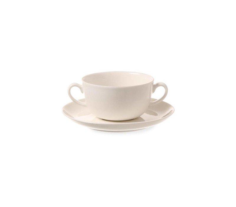 Hendi Schotel - Stapelbaar - Vaatwasserbestendig - 160 mm - Gourmet