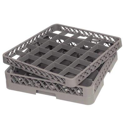 Vogue Glass baskets | 50x50cm | 25 Compartments