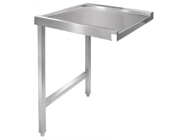 XXLselect Stainless Steel Supply Table for GAGL896