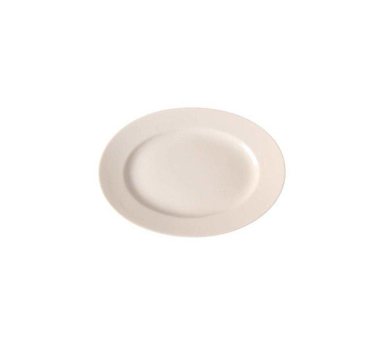 Hendi Schaal Ovaal - Stapelbaar - Vaatwasserbestendig - 240 mm - Gourmet