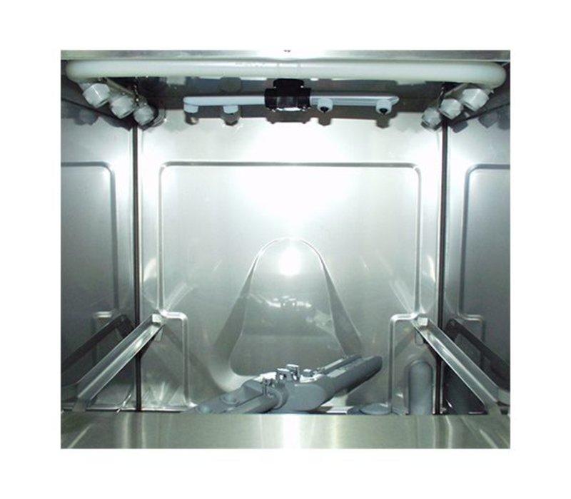 XXLselect Glasswasher | 35x35cm | 44x53x (h) 67cm