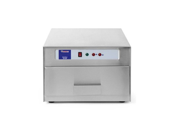 Hendi Multifunctionele Sterilisator - 78Watt - 512x358x(h)255 mm