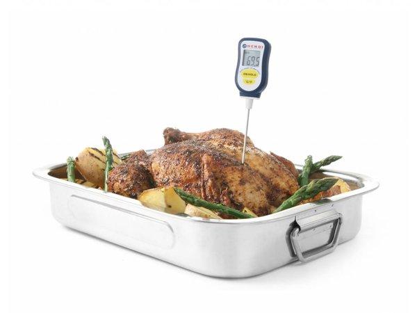 Hendi Digital probe with Probe - Waterproof - Measuring range -55 ° C to 350 ° C