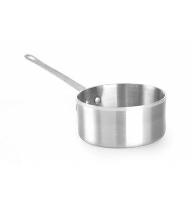 Hendi Steelpan 1 Liter 160x80 mm   aluminium