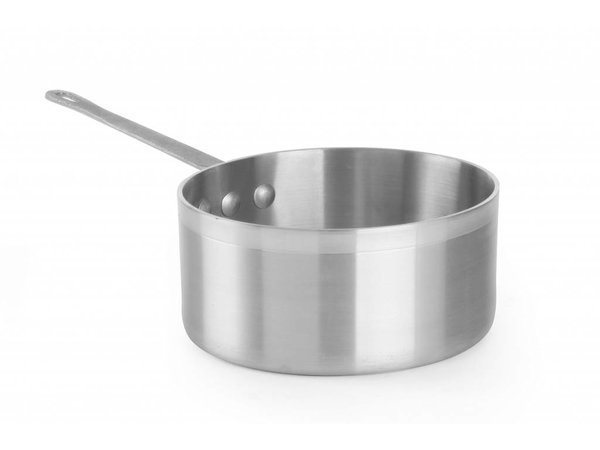 Hendi Saucepan 2.5 Liter 200x100 mm | aluminum