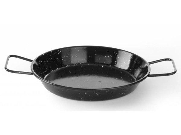 Hendi Paella pan enamelled 15cm