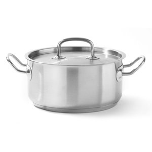 Hendi Casserole / Stockpot stainless Layer Model - 1.5 Liter - CHOICE OF 5 SIZES