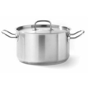 Hendi Casserole / Stockpot stainless Resource Model - 1.7 Litre - CHOICE OF 5 SIZES
