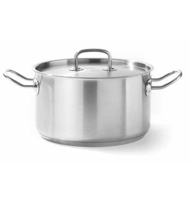 Hendi Casserole / Stockpot rostfreiem Ressourcenmodell - 1,7 Liter - Wahl der 5 Größen