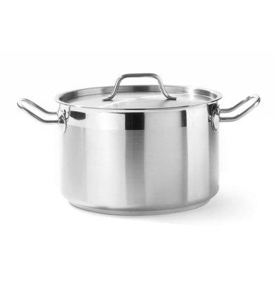 Hendi Casserole / Stockpot rostfreiem Ressourcenmodell - 2 Liter - 6 Wahl von Größen