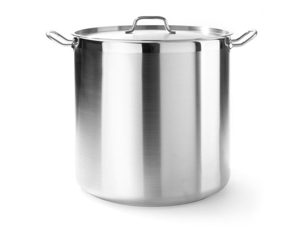 Hendi Casserole / Stockpot stainless steel Model High -3 Liter - 7 CHOICE OF SIZES