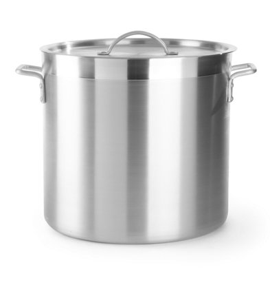 Hendi Casserole / Stockpot Aluminum - 5.5 Litre - CHOICE OF 12 SIZES