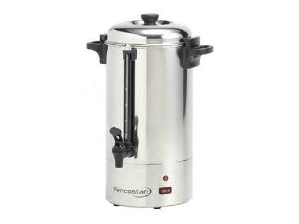 Animo Stainless Percolator | Ø230x (H) 480 mm | 50 Cups | 6,5 Liter