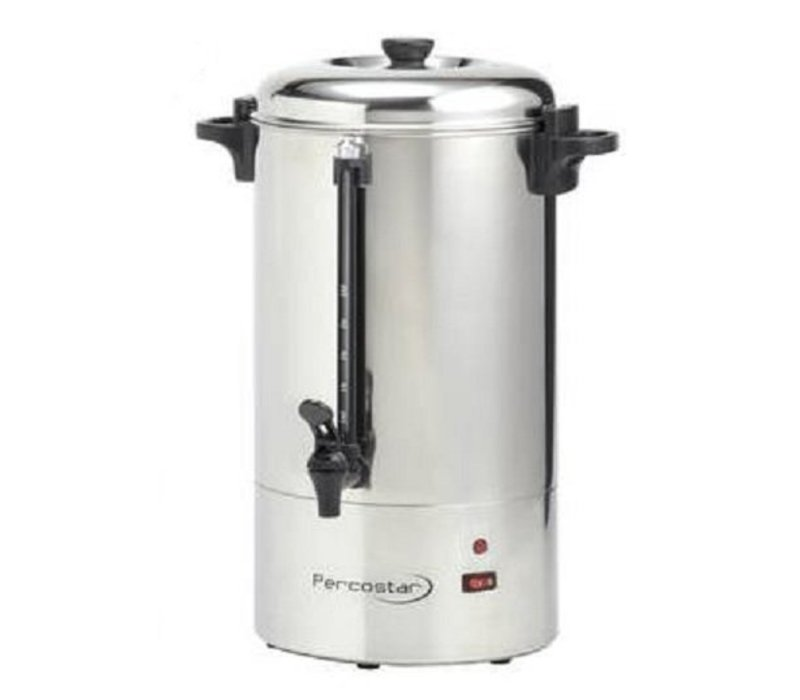 Animo Stainless Percolator | Ø275x (H) 540mm | 96 Cups | 12 Liter