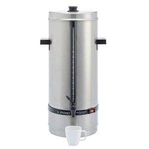 Animo Daalderop Percolator Animo | Hand Wasserfüllung RVS | Ø250x (H) 640mm | 110 Cups | 15 Liter