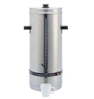 Animo Daalderop Percolator Animo | Hand Water Filling RVS | Ø250x (H) 640mm | 110 Cups | 15 Liter