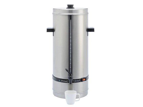 Animo Daalderop Percolator Animo   Hand Wasserfüllung RVS   Ø250x (H) 640mm   110 Cups   15 Liter