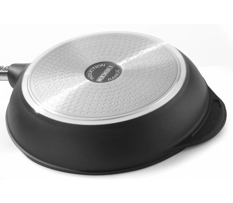 Hendi Cast aluminum frying pan Induction - 3 CHOICE OF SIZES