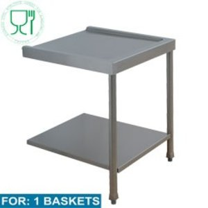 Diamond Exit / Entry Table | 700x575x (H) 850mm