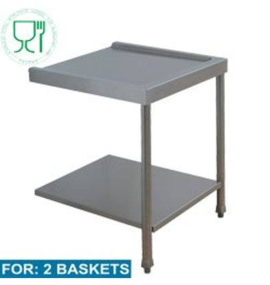 Diamond Exit / Entry Table | 1200x575x (H) 850mm | Left right