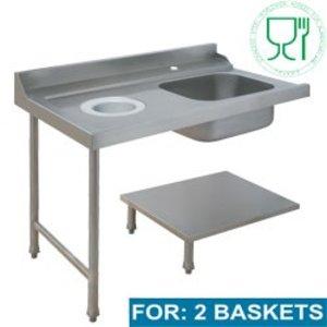 Diamond Für Sink Links | 1200x715xh850 / 1000mm