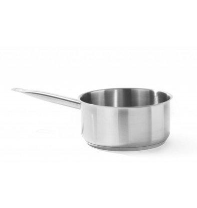 Hendi Steelpan rvs 160x75 mm   1,5 Liter