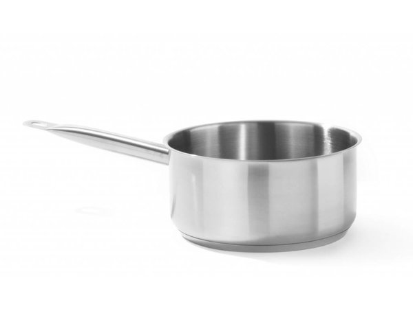 Hendi Kochtopf aus Edelstahl 160x75 mm | 1,5-Liter-