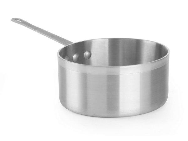 Hendi Steelpan 1,5 Liter 180x90 mm | aluminium