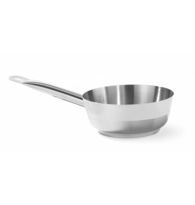 Hendi Sauteuse conical stainless steel 200x60 mm   1.5 Liter