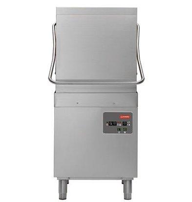 Modular Korbdurchschub- Spülmaschinen | 2 Waschzeit | Mit Naglansdoseerder | 73x87x (H) 191cm