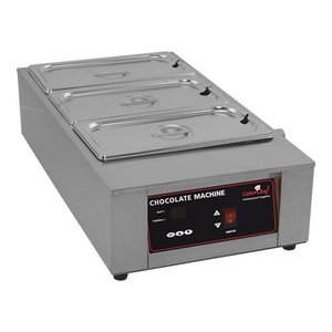 Caterchef Chocolate / Sauce Warmer 1/1 GN | Stainless steel | Digital Control | 67x36x (H) 18cm