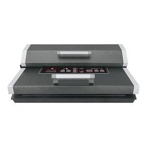 Caterchef Vacuum Machine | Works without Press Room | Including pressure gauge | 50x29x (H) 16cm