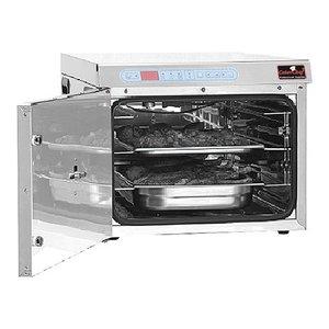 Caterchef Slow Cooking Oven | 1/1GN | RVS | Digitaal Bedieningspaneel | 50x70x(H)42cm