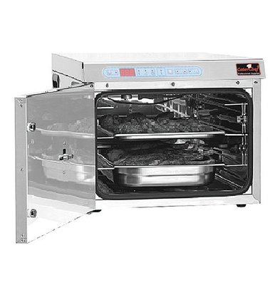 Caterchef Slow Cooking Oven | 1/1GN | RVS | Digitaal Bedieningspaneel | 50x70x(H)42cm