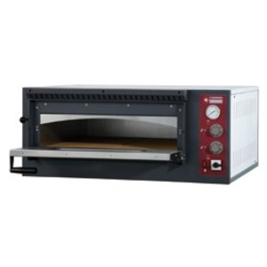 Diamond Pizza Oven Elektrisch Enkel | 6 Pizza's Ø33cm | 980x1210x(H)420mm