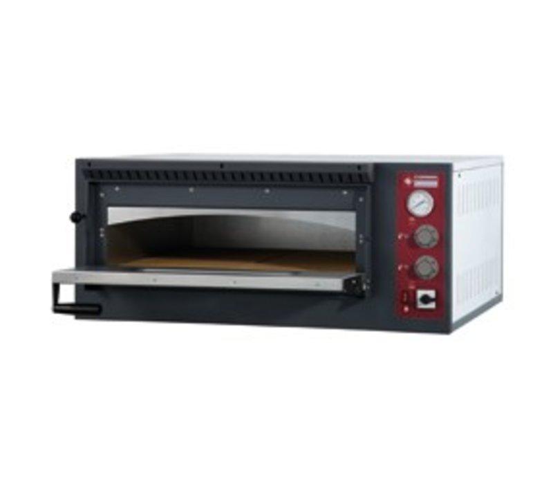 Diamond Pizza Oven Electric Single | 4 pizzas Ø33cm | 980x930x (H) 420mm