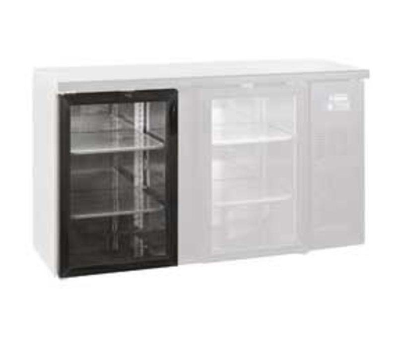 Diamond Bottle cooler   With glass doors   2542x513x860mm