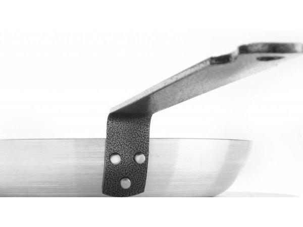 Hendi Crepespan aluminium 280x20 mm   met anti-aanbaklaag