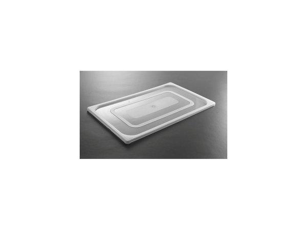 Hendi Deksel voorraaddoos plastic PP GN 1/3