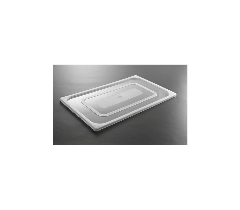 Hendi Cover stock box PP plastic GN 1/3